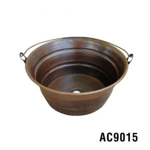 Apron Copper Sinks