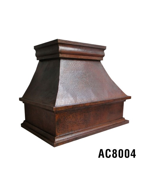 "36"" Wall Mount Copper Rangehood AC8004"