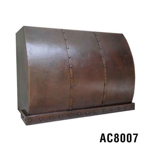"48"" Copper Wall Mount Rangehood AC8007"