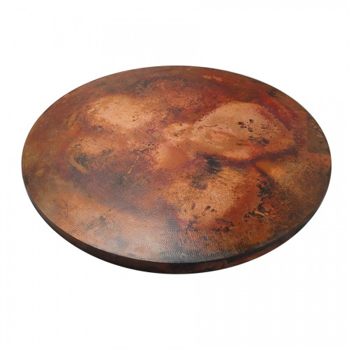 Ariellina Round Copper Table Tops and Counters