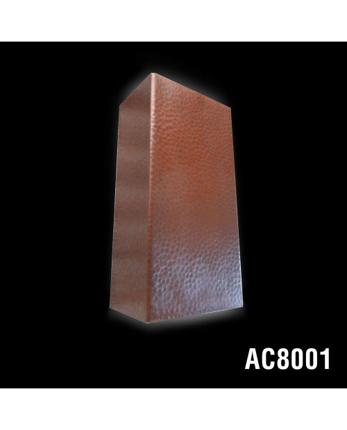 Ariellina Copper Lighting Fixture Wall Lamp AC8001