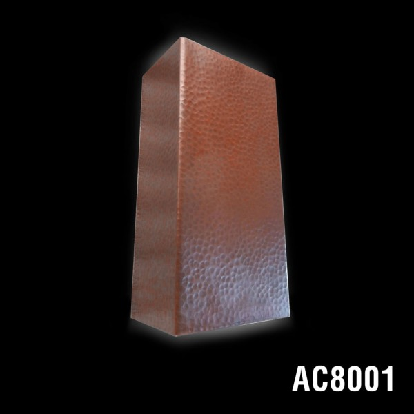 Ariellina Copper Lighting Fixture Wall Lamp AC8001