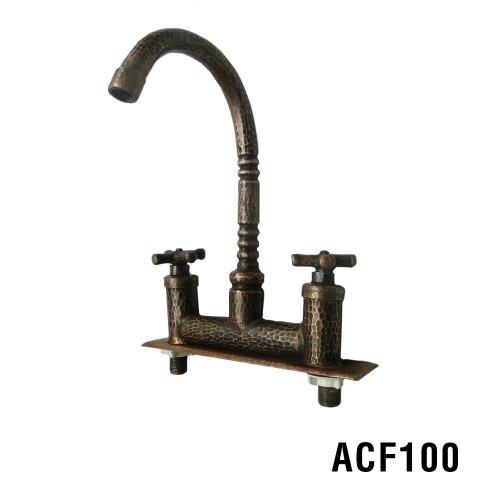 ARIELLINA HAMMERED COPPER FAUCET