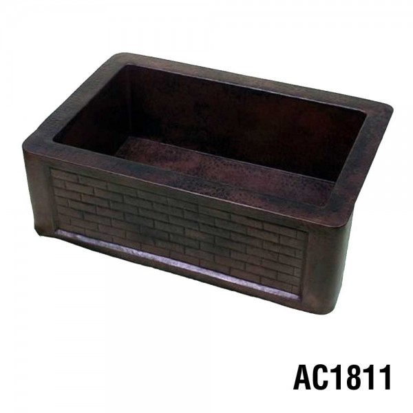 ARIELLINA FRAMED CHISELED BRICK DECOR UNDIVIDED
