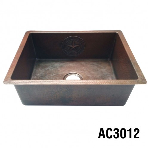 ARIELLINA TEXAS SEAL DECOR BAR & PREP SINK 22""