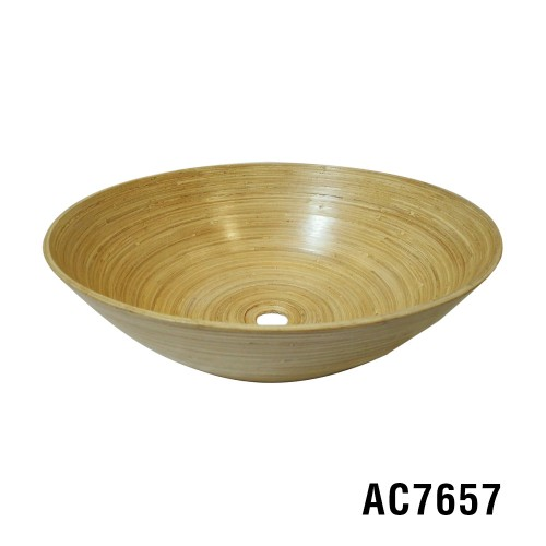Ariellina Limited Hand Turned Bamboo Sink AC7657
