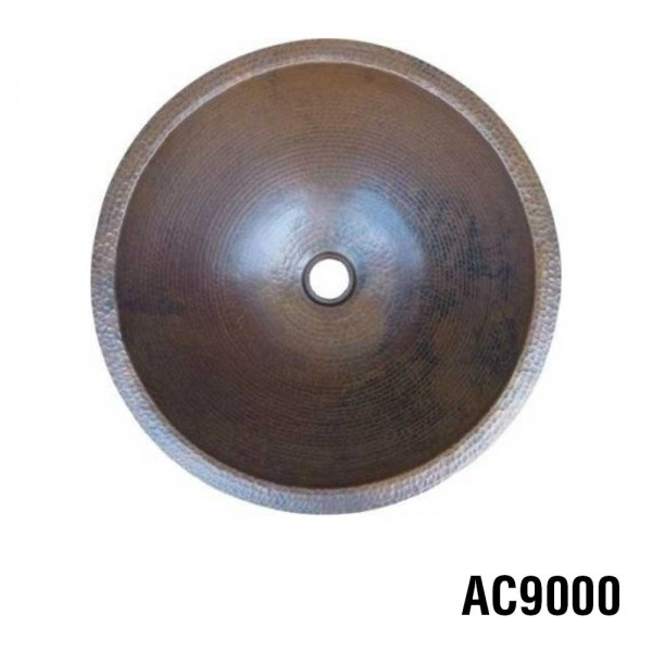 Ariellina Round Copper Sink