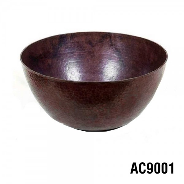 Ariellina Vessel Bowl Copper Sink