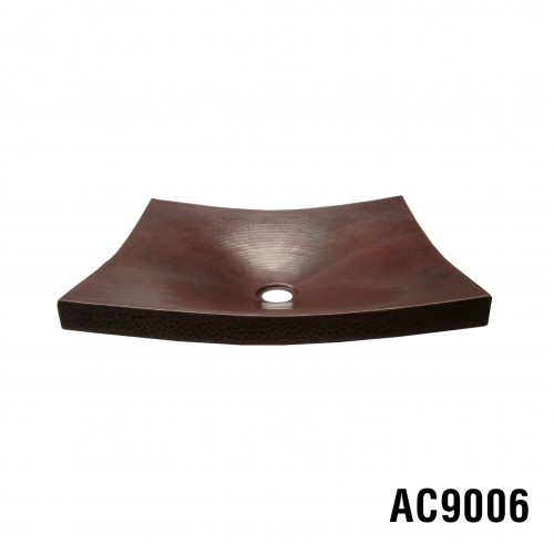 Ariellina Vessel Copper Sink